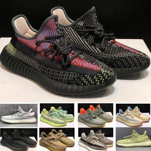 ADIDAS 350 V2 BOOST 350V2 2020 Nouveau Respirez pour Hommes Femmes Chaussures Chaussures sneaker amant Sport