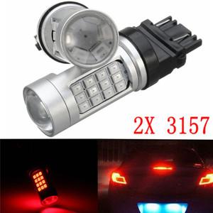 3157 красный светодиод мигает строб мигает огни заднего оповещения безопасности тормоз хвост стоп огни автомобиля