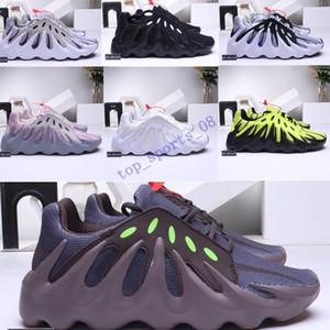 2029 sıcak Mens Batı 451 Kanye 3M Volkan Dalga Runner Tasarımcı ayakkabı 700s Spor Sneakers Floresan koşu ayakkabıları 40-45
