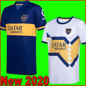 2010 2021 Boca Juniors Jersey de football 20 21 Benedetto Gago Osvaldo Carlitos Perez de Rossi Tevez Pavon JRS Sports Football Chemises Uniformes