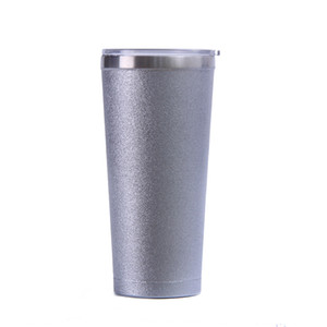 DIY Coffee Cup, Photo Insert 17oz Stainless Steel Tumbler, Coffee Cup, Double Wall Travel Mug with Straw Lid