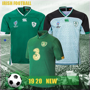 Tailandesa Irlanda Hendrick Long Keane McClean Brady Coleman Clark Irlandês Nacional de Futebol Jersey Team 2020 Homens de Futebol Camisa 3 Transact