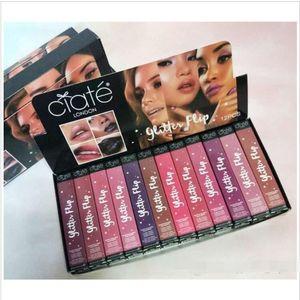 Nuovo 12 colori Ny xLipstick Lip Abbigliamento intimo Matte liquido Rossetto impermeabile Lip Gloss Long Lasting Lipstick Trucco Maquillage