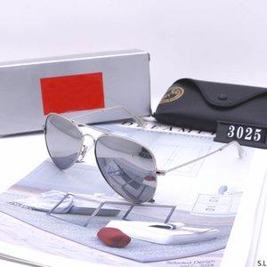 Aviator Sunglasses Fashion Designer Sunglass Ray Sunglasses Ben Sunglasses UV400 Protection Top Quality