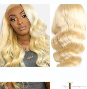 Miele Biondo del merletto per le donne adattano Ombre bionde parrucche per le donne Brown Radicati parrucche uk Miglior umana anteriore del merletto dei capelli parrucca naturale