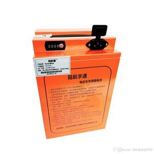 Luhang Yutong Batería de litio de coche eléctrico de Luhang Yutong 48V 60V 72V 32A 20AH Capacidad grande Ternary Battery Triciclo para llevar