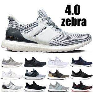 Stylist Ultra-Boost 3.0 4.0 Turnschuhe laufen Männer Frauen Zebra-Core Black Navy Multi Color Legend Ink Ultraboost Sportschuhe 11.05