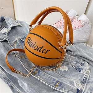 Basketball-Patent Leather Women'S Handbags Luxury Basketball Alligator Women Bag Ladies Shoulder Messenger Bags Handbag Female Tote #56671