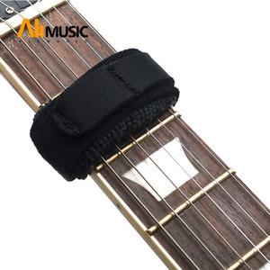 Akustik Klasik Gitarlar Bas Gitar Aksesuarları Gitar Fretwraps Strings Sessiz Muter Klavye Susturma sarar PERDEDE sarar