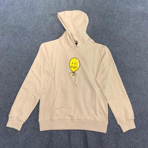 2019 Drew House Balloon Printed Women Men Hooded Sweatshirt Hoodies hiphop Streetwear Oversize Men Hoodie Pullover1