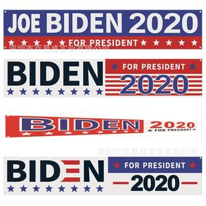 Candidat aux élections présidentielles Biden Bannière États-Unis fond blanc bande rouge pentagonale étoiles 2020 Drapeau Drapeaux obtenir des votes 14 8BY c2
