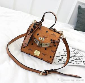 Único saco de ombro das Mulheres Top-alça Cross Body Bag Bolsa de Tamanho Médio Bolsa de Couro Durável MIM Marca de Luxo Senhoras Ombro B