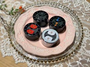 progettista di lusso per uomo e prezioso borsa auricolare wireless illimitato Headset Serie marca delle donne con la scatola di carta QAb010