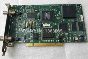 100% Tested Work Perfect for IMAQ PCI-1405 185816G-02 data acquisition card DAQ card