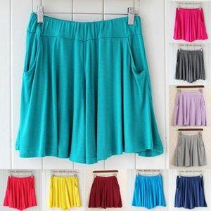 Verão respirável Sports Shorts Moda Ladie Lazer Pure Easy Motion Curto Leggings Para ginásio Shorts Workout Yoga