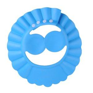 Adjustable Child Bathing Cap Bath Visor Children Shampoo Bath Shower Cap Shampooing For Kids To Baby Shower Hat