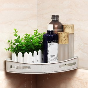 23*23*5CM Corner Storage Holder Shelves Bathroom Shampoo Shower Kitchen Storage Rack Organizer Best Price