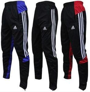 adidas New Designer Vêtements pour hommes Pantalons Cargo Pocket Safari style décontracté taille élastique Hip Hop Sweatpants Joggers New Pantalons Streetwear