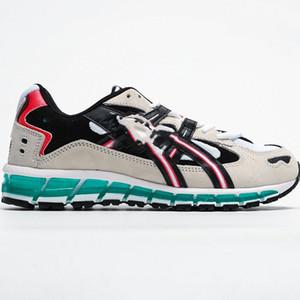 Asics/GEL-KAYANO 5 360 2020 new GEL-الكم 360 5 شباب رجل حذاء جديد الجري توسيد أبيض أسود