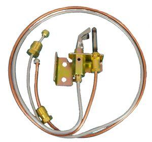 Gas North American Water Heater Montagem Dispositivo de Proteção hipóxia longo Abrir Chama ODS Lighter Termopar Assembléia Set