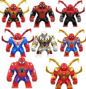 30pcs für Ling Spiderman Spider-Man Far From Home Anti Venom Carnage Building Blocks Spielzeug Figuren