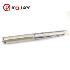 Metal Delme CNC araçları insert Carbide mors konik saplı indeksli U Tatbikatı ile D13-24.4 Maça matkap