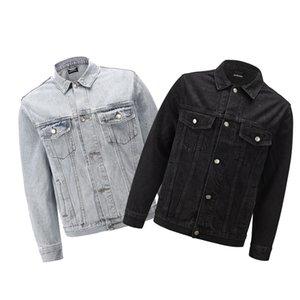 hot sale Designer Jean Coat tops Mens Jacket Clothing Brand letters Denim Jackets Street Fashion Mens Jackets Outdoor Men Women tops Clothes