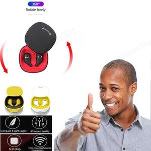 2019 Recommander A2 Bluetooth récent 5.0 Tws sans fil Sport Auto Pairing écouteurs écouteurs binaural sans fil Appel Hifi