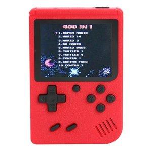 3 pollici Handheld Console di videogiochi classici 8 bit del giocatore del gioco di gioco portatili Giocatori Gamepad