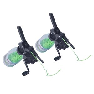 2 Pieces Bow Fishign Reels for Compound Bow