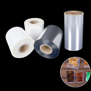 Emballage automatique Machine à rouleaux de film PE PET feuille d'aluminium composite transparent givré Nuts liquide Accessorie