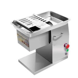 2020 Venda de alta qualidade multifuncional 110V / 220V desktop Meat Slicer Stainless Steel Meat Grinder machineBeef máquina de corte