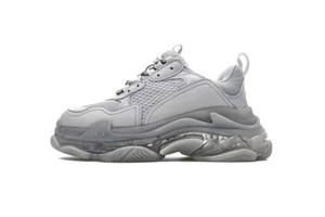 Scarpe Parigi triple Piattaforma Vintage Sneakers costi-EFFS buoni uomini qualitective donne scarpe firmate morbido buona a buon mercato