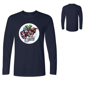 Man fer t-shirt et nouveaute Deadpool t-shirt Comique Marvel Avengers T Shirt hommes super-heros كابتن أمريكا سبايدر تيز