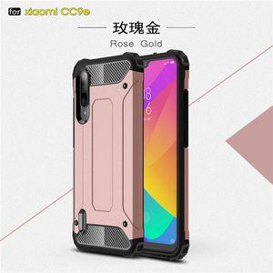 Robusto Armor 2 in 1 antiurto di caso per Xiaomi 9T cc9e CC9 SE redmi K30 nota 8 8T pro A3 lite