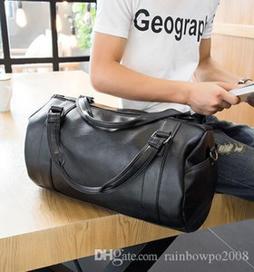 Фабрика оптовые сумки бренда Корейский мужской сумка простой человек мешок человек простой портативный большой емкости ранец отдыха бизнес мужские