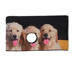 1 шт. Стильная уникальная мода Pet Car Window Curtain Cover Shade Fence для безопасности собак Pet (Лабрадор)