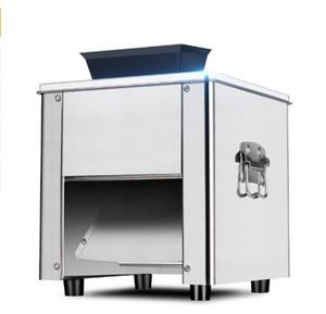 электрическая машина мяса ломтик нержавеющей стали Shredded польностью автоматический домашний замешивать diced отрезанная машина коммерчески мясорубка LLFA