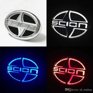 scion 12.5 cm X 8.5 cm car 5d led logue sharge light scion logue brand led emplam light 5d emplem w