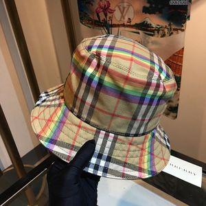 قبعة جلدية فاخرة عالية الجودة عندما لا تزال تطوي قبعة صياد سمك الشاطئ