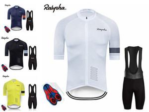 Rapha estate 2020 pantaloni corti che cicla l'insieme dei vestiti ciclismo traspirante MTB Ropa Ciclismo sport tuta ciclismo maglia