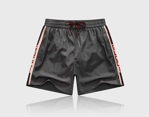 Mens striped Shorts pants Vacation patchwork Trunks Beach Board Shorts Pants Mens brand Running Sports casual Surffing pants