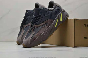 2020 Mens 2 Inertia Static Mauve Running Shoes Kanye 008West Wave Runner Athletic Sport Trainers Sneakers Women Outdoor Jogging Shoe