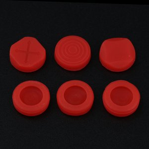 6 X Analog Stick Cap Thumb Grips Cover For Playstation PS PSV1000 2000