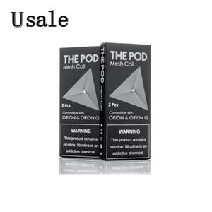 Lost Vape The Pod Mesh Coil 0.3ohm 0.8ohm Cartuccia Pod per Orion DNA Orion Q Kit 100% Originale