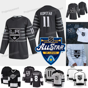 Anze Kopitar Jersey Los Angeles Kings Quinton Carter Byfield Drew Doughty Jonathan Quick Michael Dustin Brown Kyle Clifford Trevor Lewis