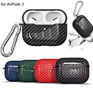 Протектор для Apple AirPods Pro зарядный док Airpods 3 Защитная крышка Airpods защитный чехол Soft TPU Skin-Friendly Drop-резистентный