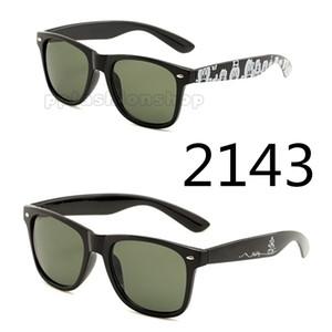 2143 Meter Nagel Sonnenbrille vor Ort Großhandel Kunststoff-Brille Mickey Männer und Frauen UV400 Sonnenbrille 5 Farben