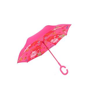 9style enfants Cartoon animaux Parapluies enfants C Arrière-parapluie double couche coupe-vent Parapluies Parapluies de pêche en plein air nouvelle GGA3534