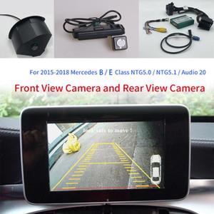Freie Insert Front / Rear View View-Kamera im Auto-Adapter-Schnittstelle Für B-Klasse W246 2015-2018 NTG5.0 / 5.1 System